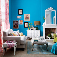 A Gallery of Vintage Inspired Living Rooms
