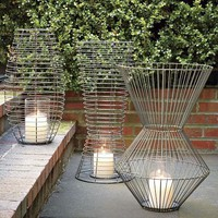 Hanging Wire Lanterns