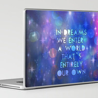 In dreams Laptop & iPad Skin by Sylvia Cook Photography | Society6