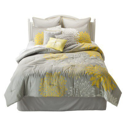 Anya 8 Piece Floral Print Bedding Set - from Target Iphone 5c White With Black Case