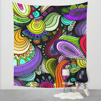 Imperfect Wall Tapestry by DuckyB (Brandi)