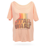 Star Wars Retro Off-the-Shoulder Ladies' Tee