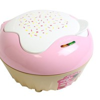 New Sunbeam FPSBCML900 Electric Kitchen Portable 6 Cupcake Muffin Maker - Pink