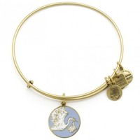 Blue Special Delivery Charm Bangle
