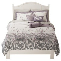 Westwood 6 Piece Floral Bedding Set - Purple