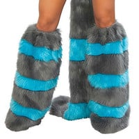 Chester Kitty Legwarmers | Sexy Clothes Womens Sexy Dresses Sexy Clubwear Sexy Swimwear | Flirt Catalog