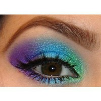 The perfect make up !!! (Super Bright Eye Makeup 1)