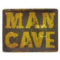 Ceramic Man Cave Change Tray - Hobby Lobby