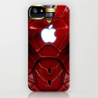 Iron/man mark VII...(FOR IPHONE 4 ONLY) iPhone Case by Emiliano Morciano (Ateyo) | Society6