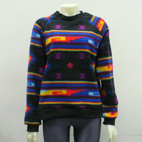 Southwest Fleece Sweater