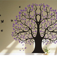 Banyan Tree Wall Sticker – WallStickerDeal.com
