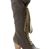 Weak in the Knee High Boot | Mod Retro Vintage Boots | ModCloth.com