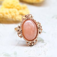 mirror image stone ring - $10.99 : ShopRuche.com, Vintage Inspired Clothing, Affordable Clothes, Eco friendly Fashion