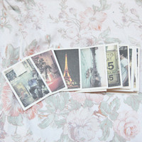 triomphe de paris mini postcard set - $25.99 : ShopRuche.com, Vintage Inspired Clothing, Affordable Clothes, Eco friendly Fashion