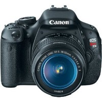 Amazon.com: Canon EOS Rebel T3i 18 MP CMOS APS-C Sensor DIGIC 4 Image Processor Full-HD Movie Mode Digital SLR Camera with 3.0-Inch Clear View Vari-Angle LCD and EF-S 18-55mm f/3.5-5.6 IS Lens: Camera & Photo