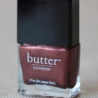shag nail lacquer by Butter London at ShopRuche.com