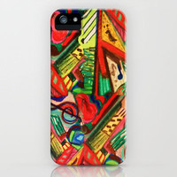 Dance To The Music iPhone Case by RokinRonda | Society6