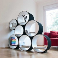 Contemporary Shelving - Opulentitems.com