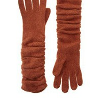 ASOS | ASOS Basic Angora Mix Gloves at ASOS