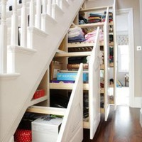 Stairs Storage Design