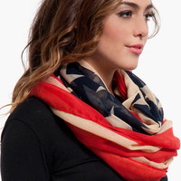 Star Spangled Scarf $16