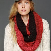 Free People Loop Knit Eternity Scarf
