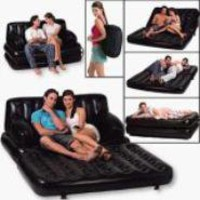 FIVE WAY SOFA BED
