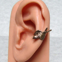 Steampunk Sparrow Ear cuff