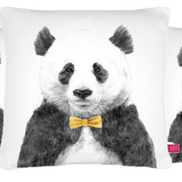 Street Market —  Ohh Deer - Zhu x 3 Cushion Set By Jamie Mitchell