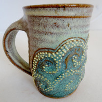 Dreamy Green Mug