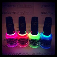 Mia Secret Glow In The Dark Nail Polish *Pick 1 Color!!*