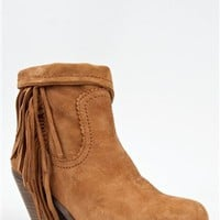 Sam Edelman LOUIE Fringe Bootie | Shop Sam Edelman Shoes