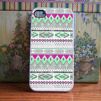 Native American Tribal 96 - iPhone 4S and iPhone 4 Case Cover