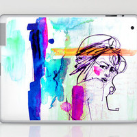 Rainbow Laptop & iPad Skin by Holly Sharpe | Society6