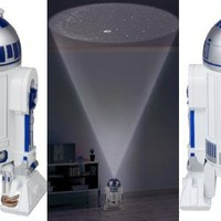 Japan Trend Shop | Homestar R2-D2 Home Planetarium
