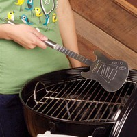 BBQ Guitar Spatula  - Whimsical & Unique Gift Ideas for the Coolest Gift Givers