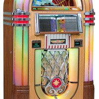 CR1203A-WA Crosley Bubbler Full Size Jukebox - Whimsical & Unique Gift Ideas for the Coolest Gift Givers