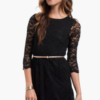 Lady Lace Dress $39