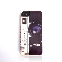 iPhone 5 Case, iPhone 5,iPhone 5 cover, iPhone case, vintage camera, zorki rangefinder, case for iPhone 5, bomobob, iPhone accessory