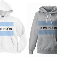 Tomlinson One Direction Hooded Sweatshirt