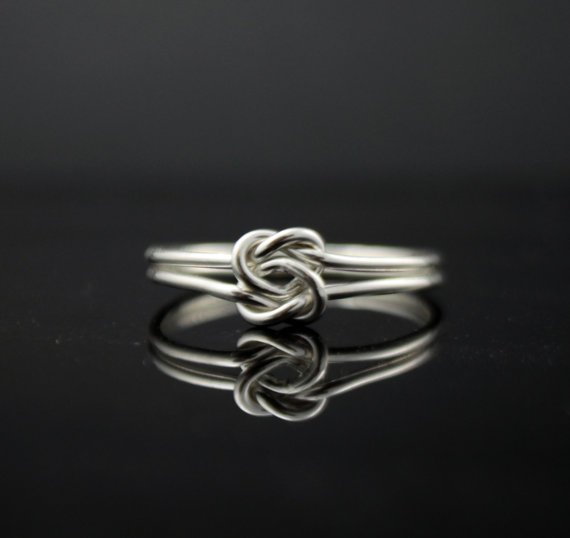 ring infinity ring from indulgentdesigns on