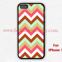 iPhone 5 Case, Chevron iphone 5 case, Chevron, geometric graphic iphone 5 case