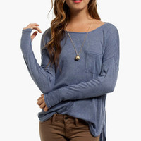 Cocoa Pocket T-Shirt $28