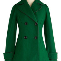Holiday Sneak Peek - Jacket and the Bean Stock | Mod Retro Vintage Coats | ModCloth.com