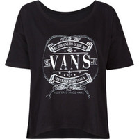 VANS Guide Me Womens Tee 198701100 | Graphic Tees &amp; Tanks | Tillys.com