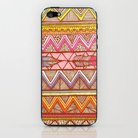 Two Feathers... iPhone & iPod Skin by Lisa Argyropoulos | Society6