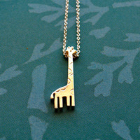Nigel the Giraffe Necklace | Trinkettes
