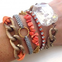 Pumpkin Wrist Party Set