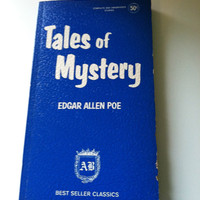 Tales of Mystery by Edgar Allen Poe