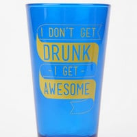 Get Awesome Pint Glass